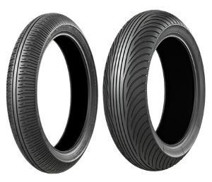 Bridgestone W01 R YEK 120/595 R17 8436 Всесезонни мотоциклетни гуми