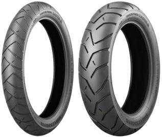 Bridgestone 8468 Neumáticos para motos 120 70 R19