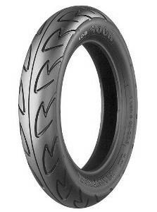 Bridgestone HOOP B01 TL Front/R 110/90 R10 8482 Reifen für Motorräder