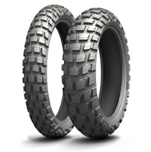 Michelin 036642 Neumáticos para motos 130 80 R17