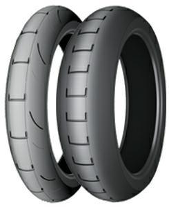 Michelin 120870 Мото гуми 100 80 R17