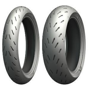Michelin Power RS+ 190/55 R17 Pneus été pour moto