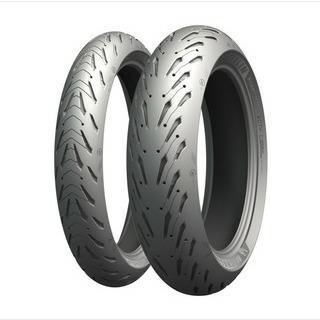 Michelin ROAD5 180/55 R17 Sommardäck till MC
