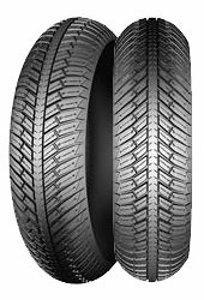 Michelin City Grip Winter 3.50 10 461127 Reifen für Motorräder