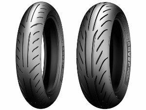 Michelin Power Pure SC 120/70 R12 Pneus de verão para motocicletas