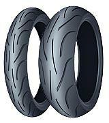 Michelin Pilot Power 160/60 R17 Pneus de verão para motocicletas