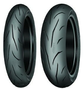Mitas Sport Force + 110/70 R17 Motorcycle summer tyres