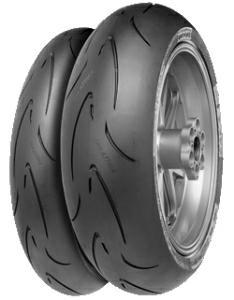 Continental Мото гуми 190/55 ZR17 0244153