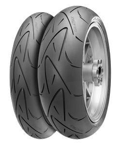 Continental 0244400 Neumáticos para motos 190 50 R17