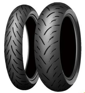 Dunlop 634870 Neumáticos para motos 190 50 R17