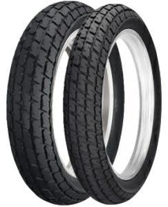 Dunlop 635000 Мото гуми 100 80 R17