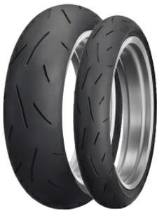 Dunlop SPORTMAX ALPHA-13 SP 110/70 R17 635405 Моторни гуми