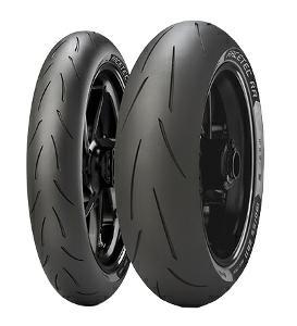 Metzeler Racetec RR 120/70 ZR17 2525700 Летни мотоциклетни гуми