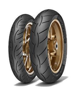 Metzeler Sportec Street 90/80 14 2761800 Reifen für Motorräder