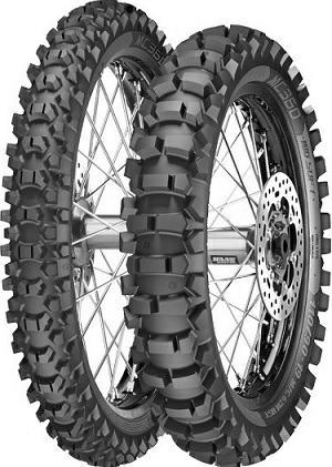 Metzeler MC360 MID Soft 2762800 Reifen für Motorräder
