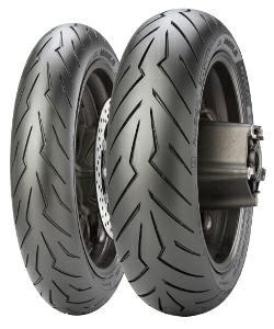 Pirelli Diablo Rosso Scooter 2768900 Reifen für Motorräder