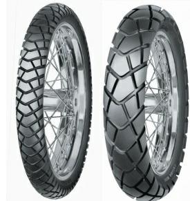 Mitas 24125 Neumáticos para motos 130 80 R17