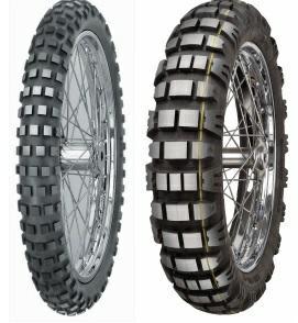 Mitas 24121 Neumáticos para motos 130 80 R17