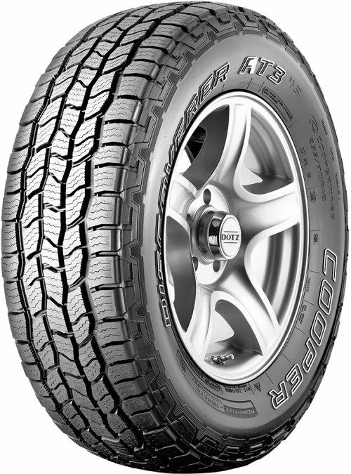 Cooper Discoverer A/T3 4S 225/70 R16 All season SUV tyres
