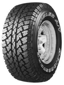 Bridgestone D693III 265/65 R17 SUV vasaras riepu