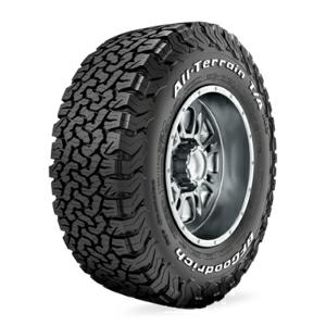 BF Goodrich ALLTAKO2 255/55 R18 SUV summer tyres