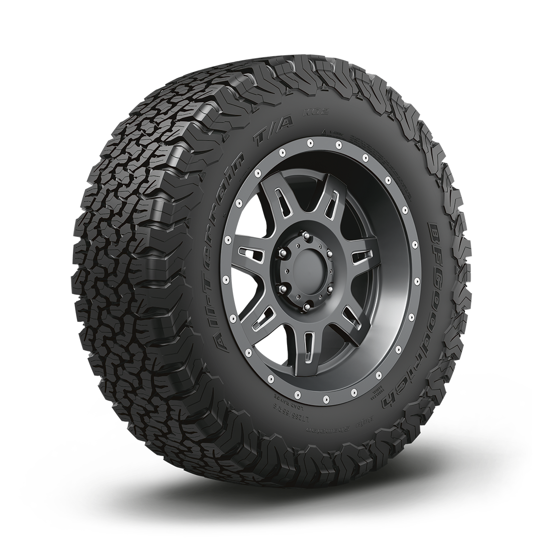 BF Goodrich ALL Terrain T/A KO2 225/65 R17 Neumáticos 4 estaciones para furgonetas