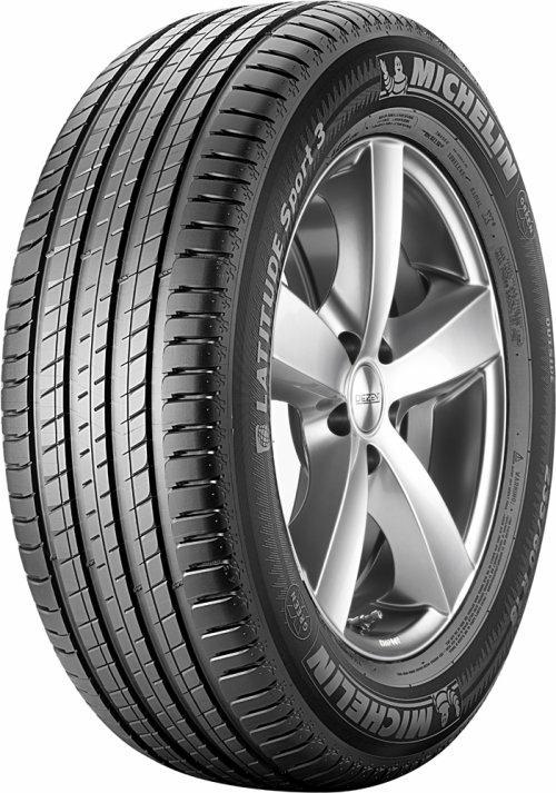 Michelin Latitude Sport 3 255/55 R17 Maasturin kesärenkaat