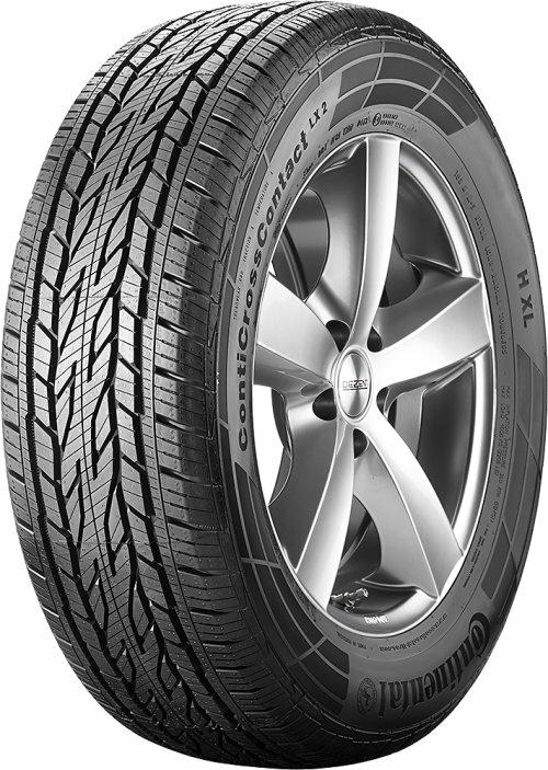 Continental CROSS LX2 225/65 R17 1549340 Pneus Off-Road