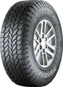 General Grabber AT3 205/70 R15 All season SUV tyres
