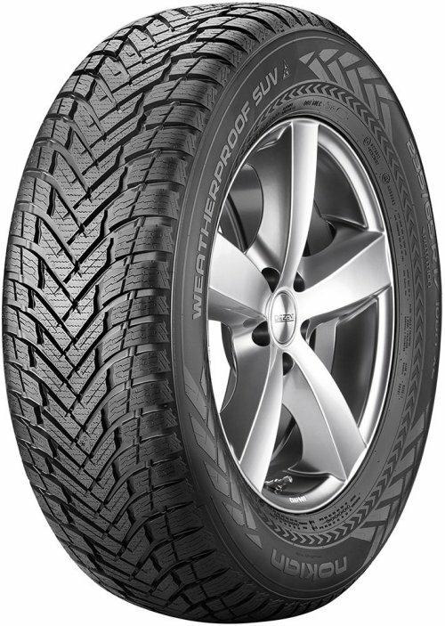 Nokian Weatherproof SUV 225/65 R17 Neumáticos 4 estaciones para SUV