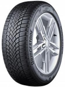Bildäck För VW Bridgestone Blizzak LM 005 92V 3286341533316