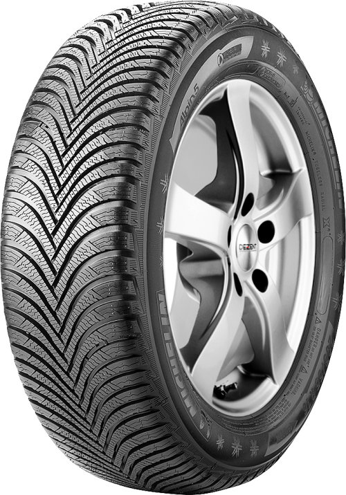 Michelin Alpin 5 195/65 R15 072437 Car tyres