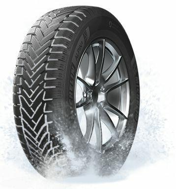 Michelin Pneus para comerciais ligeiros Alpin 6 MPN:494976