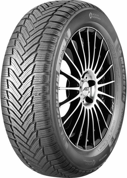 Michelin Alpin 6 225/55 R17 Winterbanden