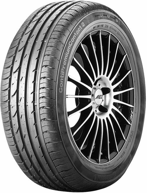 Continental PRECON2 215/55 R18