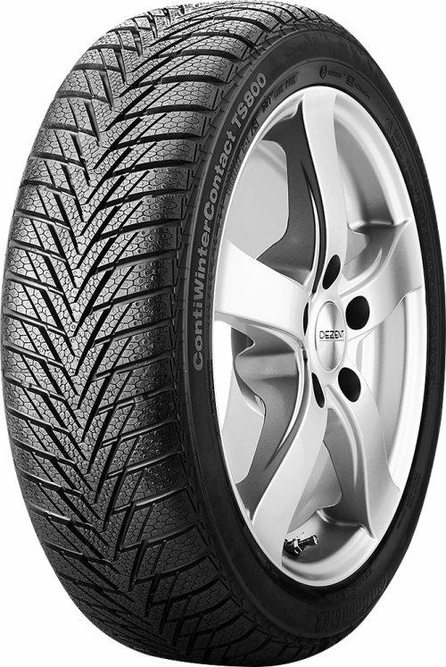 Continental CONTIWINTERCONTACT T 145/80 R13 0353257 Auton renkaat