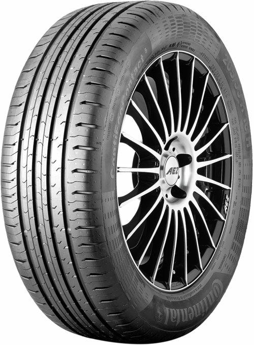 Pneus para carros Continental CONTIECOCONTACT 5 165/65 R14 0356217