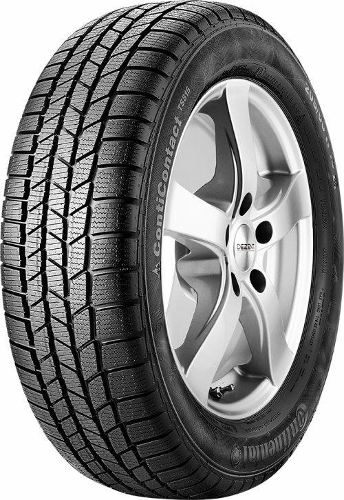 Car tyres for PORSCHE Continental CONTICONTACT TS 815 93V 4019238697261
