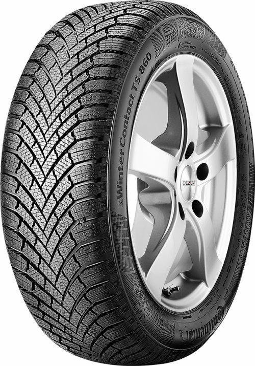 Car tyres for PORSCHE Continental WINTERCONTACT TS 860 91H 4019238741629
