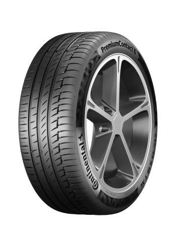 Car tyres for LAND ROVER Continental PRECON6XL 107V 4019238760651