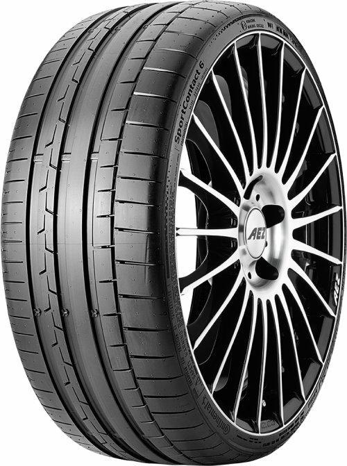 SPORTCONTACT 6 XL F 295/40 R20 0357207 Reifen