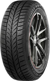 Mazda 2 DE Autoreifen General Altimax A/S 365 15505300000