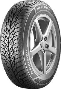 Matador MP 62 All Weather EV 165/65 R14 15810810000 Celoroční pneu