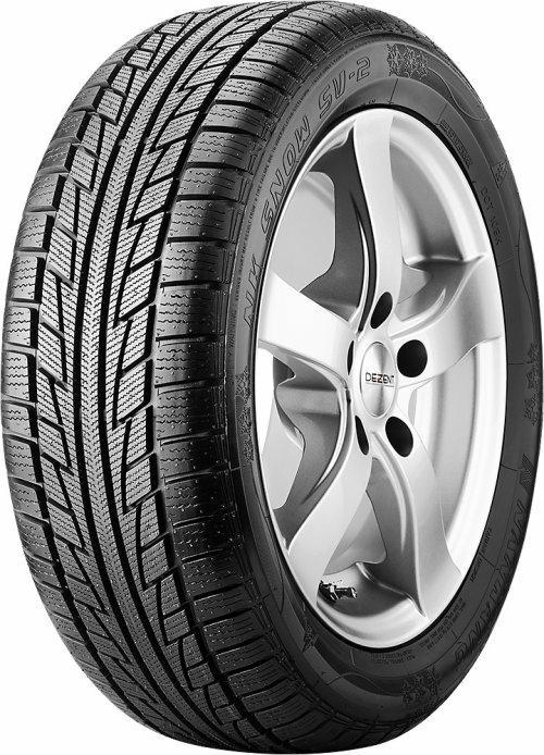 Car tyres for LAND ROVER Nankang Snow Viva SV-2 109V 4712487546853
