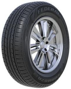 Pneus para carros Federal Formoza Gio 205/60 R16 A50H6AFE