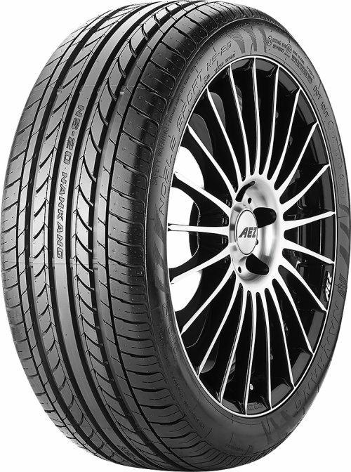 Car tyres for PORSCHE Nankang NS-20 97W 4717622035162