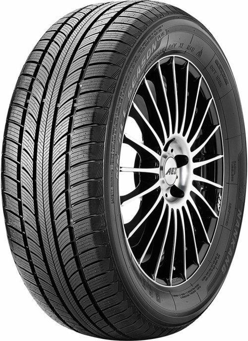 Nankang N-607+ Celoroční pneu