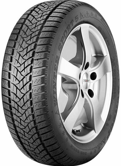 Winter Sport 5 225 40 R18 92V 531991 Reifen von Dunlop günstig online kaufen