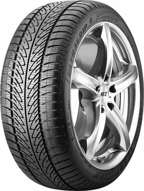 Car tyres for PORSCHE Goodyear Ultra Grip 8 Perform 92V 5452000549426