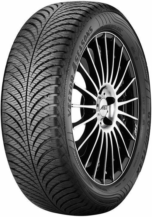 Car tyres for LAND ROVER Goodyear Vector 4Season G2 97V 5452000590091